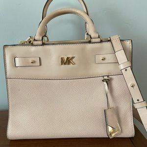 Michael Kors Pebbled Leather Medium handbag